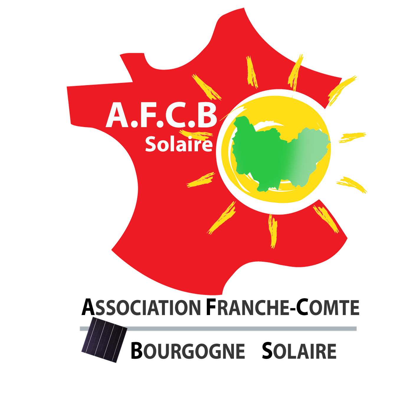 Logo AFCB Solaire